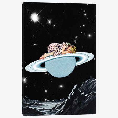 Eugenia Loli - Sleepy Head Canvas Print #EUG41} by Eugenia Loli Canvas Art Print