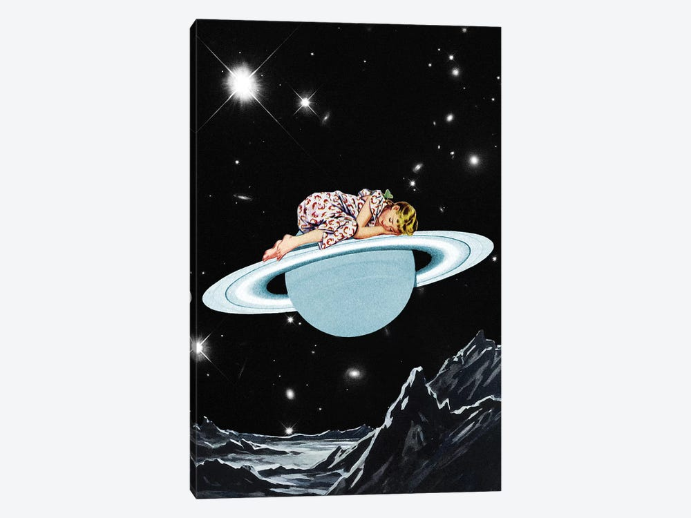 Eugenia Loli - Sleepy Head by Eugenia Loli 1-piece Canvas Art