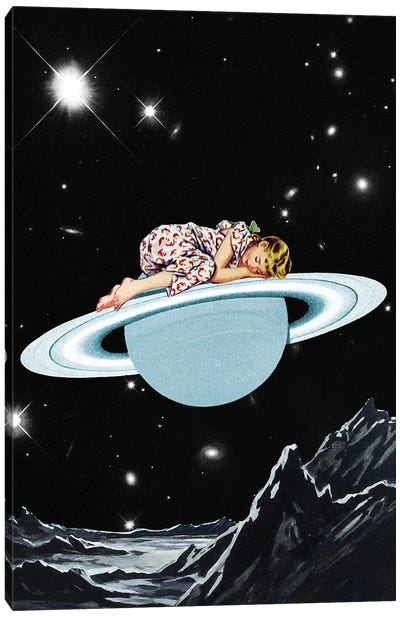 Eugenia Loli - Sleepy Head Canvas Art Print