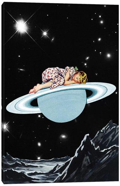 Eugenia Loli - Sleepy Head Canvas Art Print