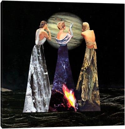 Eugenia Loli - The Three Erinyes Canvas Art Print
