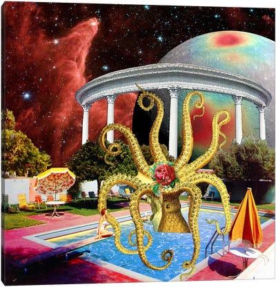 Eugenia Loli - Charitable Octopoda Canvas Art Print