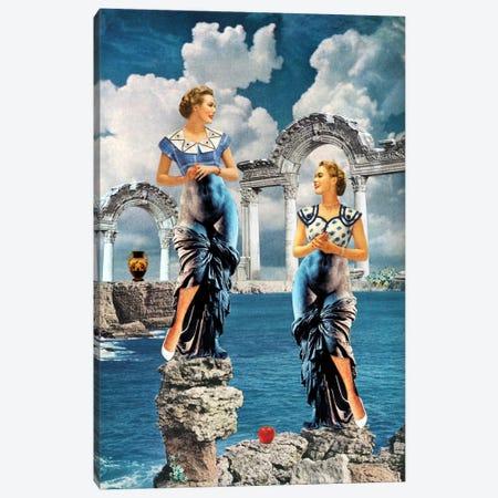 Eugenia Loli - Eris' Apple Canvas Print #EUG9} by Eugenia Loli Art Print