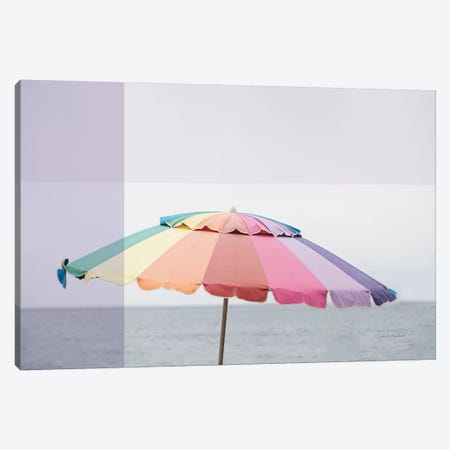 Shady V Canvas Print #EUR13} by Elizabeth Urquhart Canvas Art Print