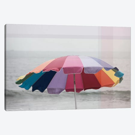 Shady VI Canvas Print #EUR14} by Elizabeth Urquhart Canvas Wall Art