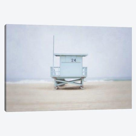 Misty Morning II Canvas Print #EUR29} by Elizabeth Urquhart Canvas Artwork