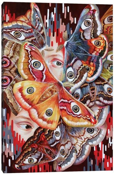 Nine Canvas Art Print