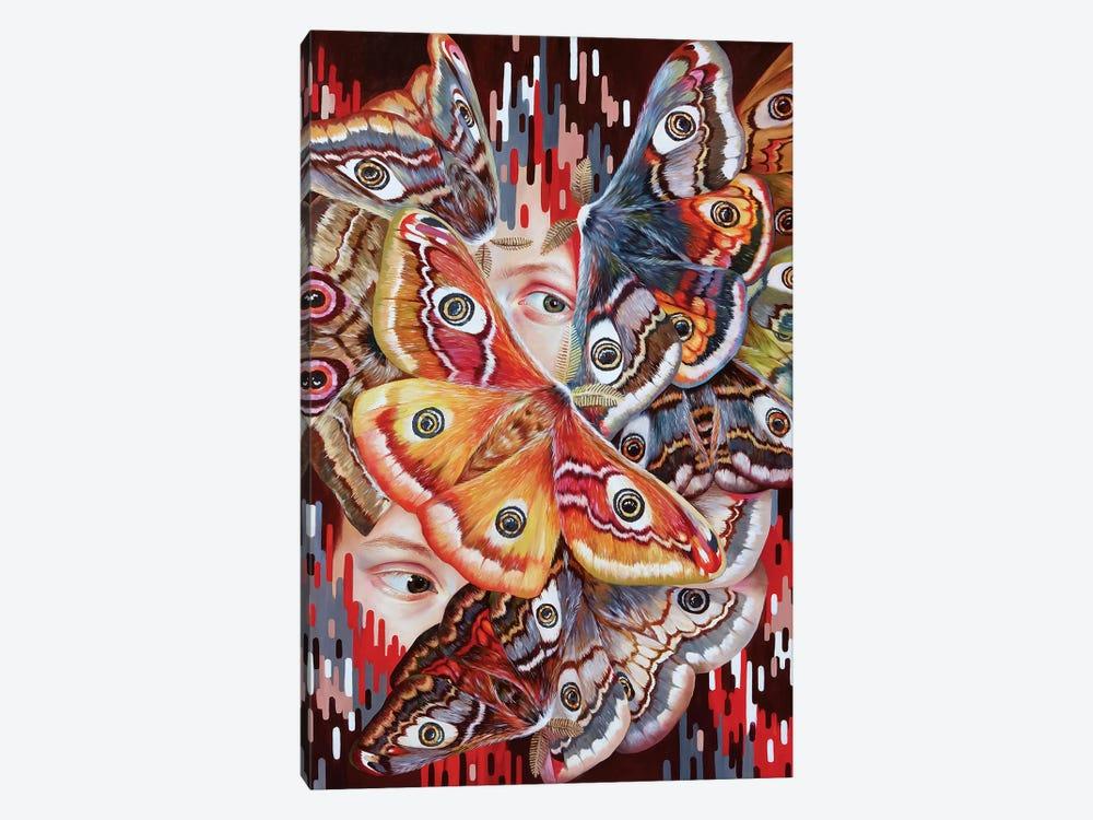 Nine by Eugenia Shchukina 1-piece Canvas Print
