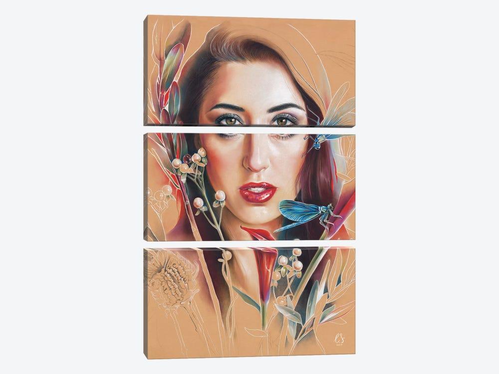 Poly by Eugenia Shchukina 3-piece Art Print