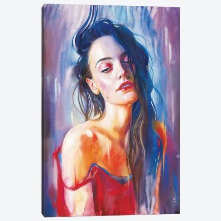 Rain Canvas Print #EUS14} by Eugenia Shchukina Canvas Art Print