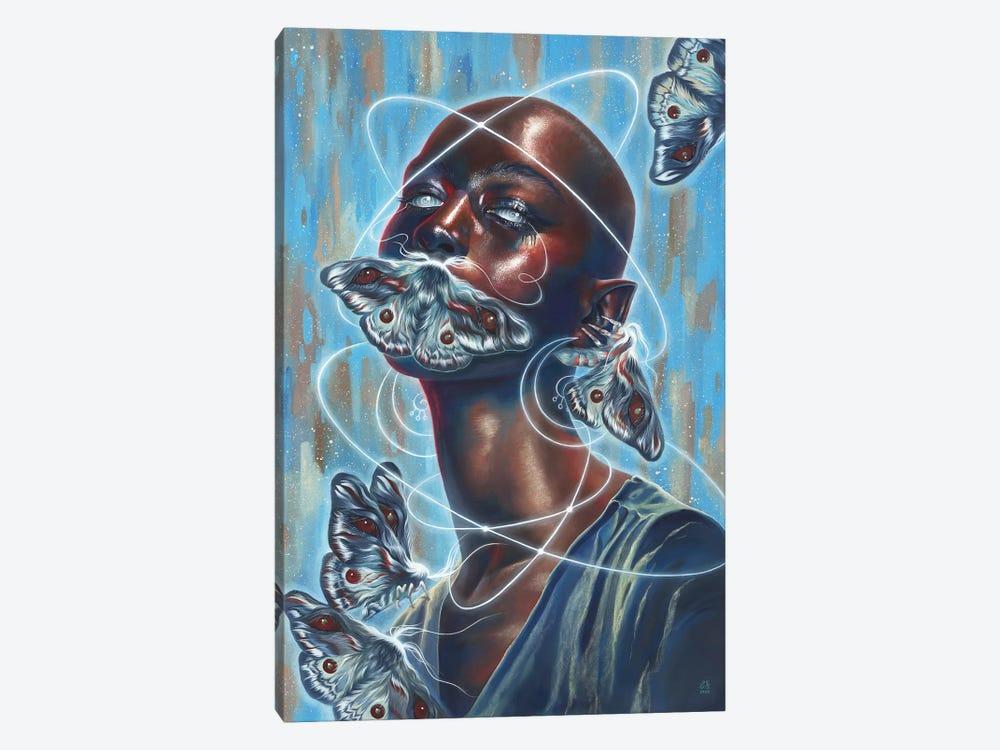 Silence by Eugenia Shchukina 1-piece Canvas Artwork