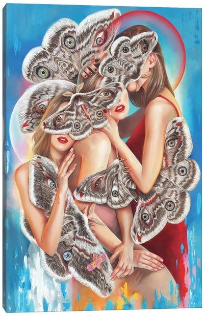 Uncertainty Canvas Art Print