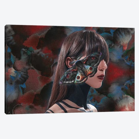 Dark Dream Canvas Print #EUS4} by Eugenia Shchukina Canvas Art Print