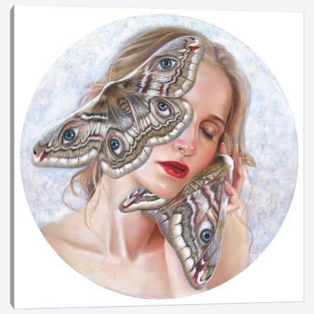 I Hear You Canvas Print #EUS6} by Eugenia Shchukina Canvas Print