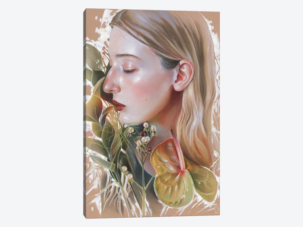 Kate Nomad by Eugenia Shchukina 1-piece Canvas Print