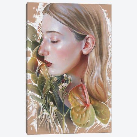 Kate Nomad Canvas Print #EUS8} by Eugenia Shchukina Canvas Artwork