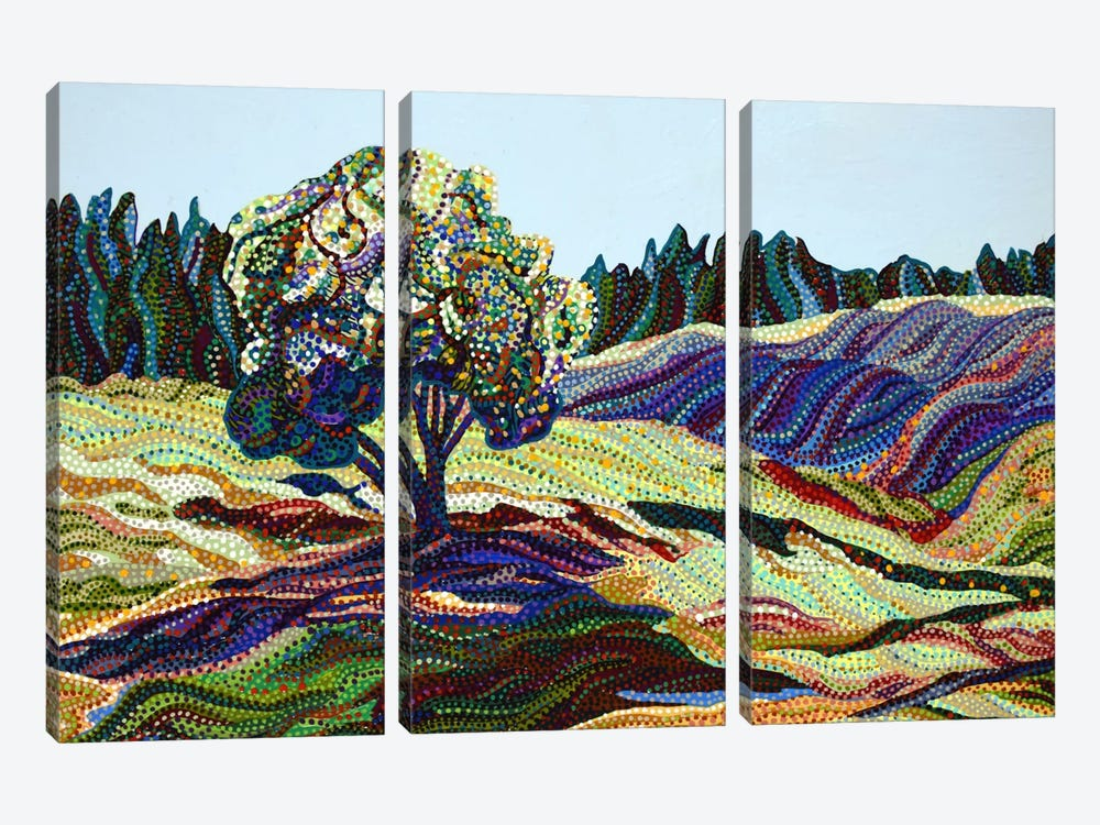 Greengrass 3-piece Art Print