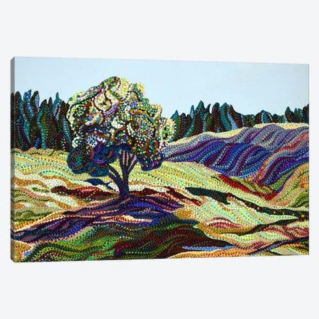 Greengrass Canvas Print #EVA15} by Ebova Canvas Art Print