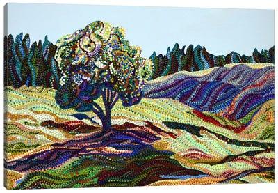 Greengrass Canvas Art Print
