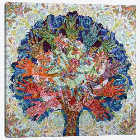 Healing Hands #2 Canvas Print #EVA17} by Ebova Canvas Art Print