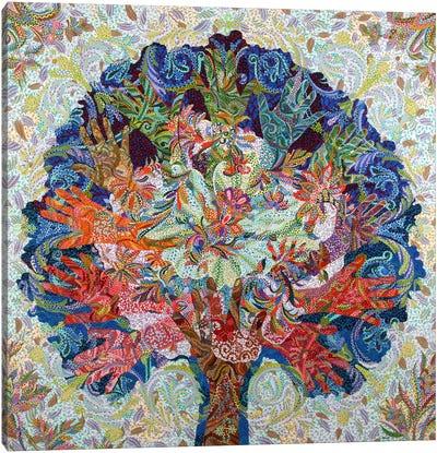 Healing Hands #2 Canvas Art Print