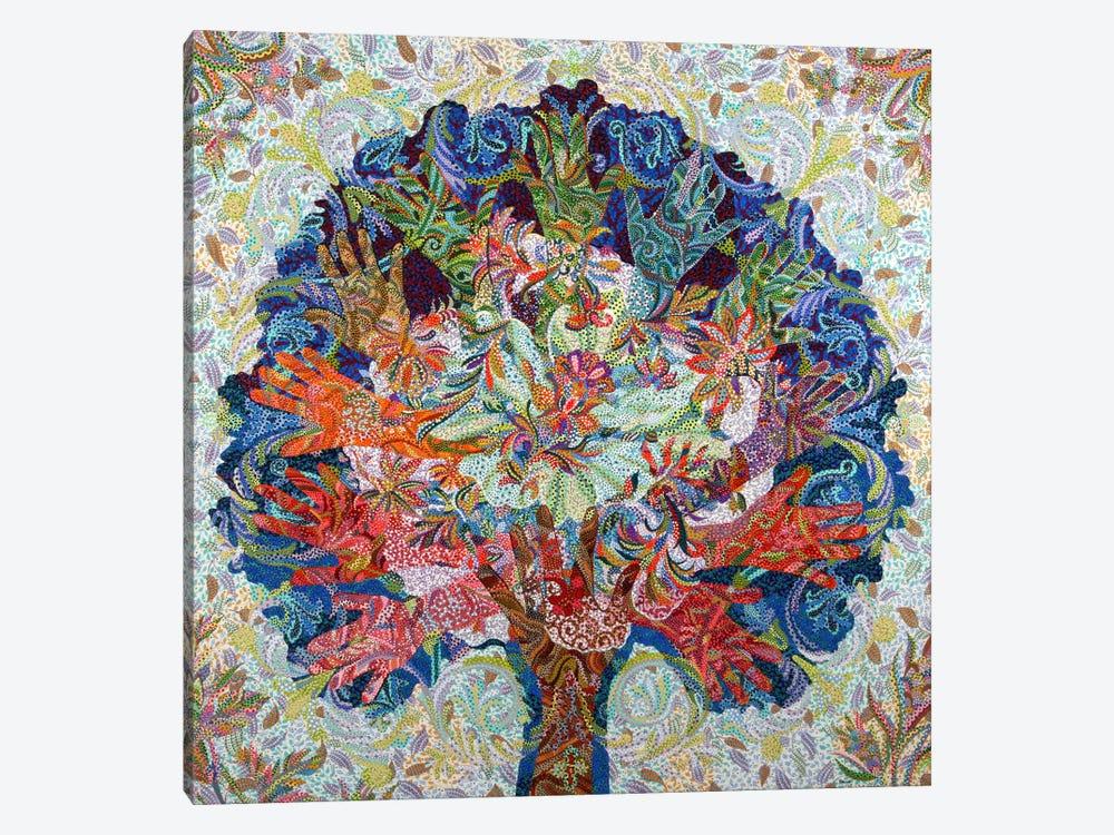 Healing Hands #2 by Ebova 1-piece Canvas Print
