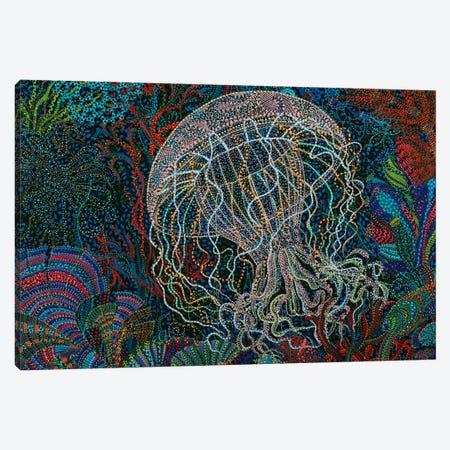 Jelly #3 Canvas Print #EVA19} by Ebova Canvas Artwork