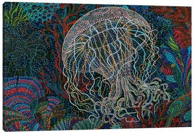 Jelly #3 Canvas Art Print