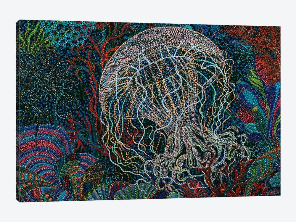 Jelly #3 by Ebova 1-piece Canvas Art Print