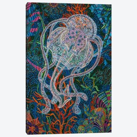 Jelly #5 Canvas Print #EVA20} by Ebova Art Print