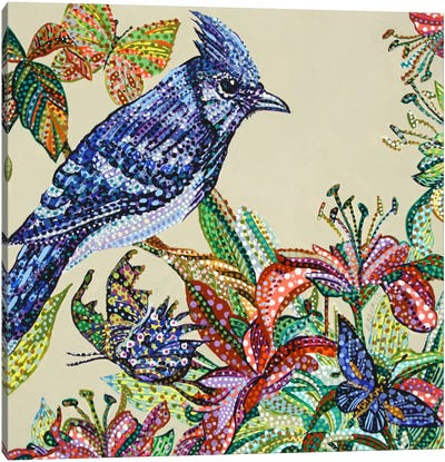 Lookout Canvas Art Print