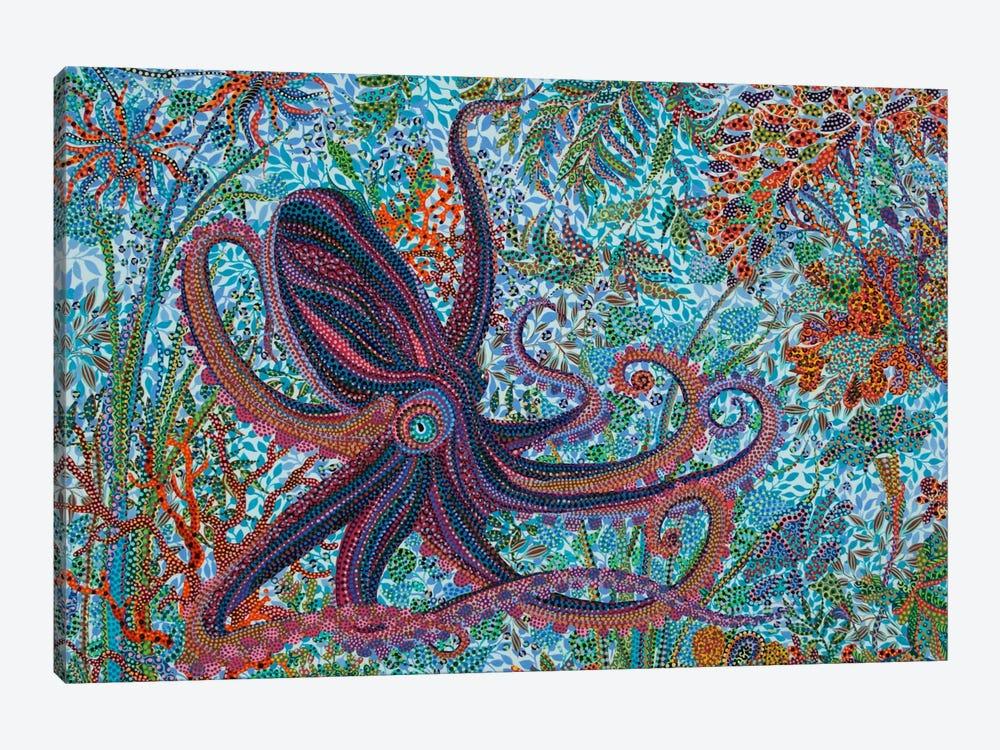 Octupus by Ebova 1-piece Art Print