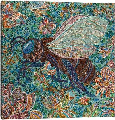 Pollenator Canvas Art Print