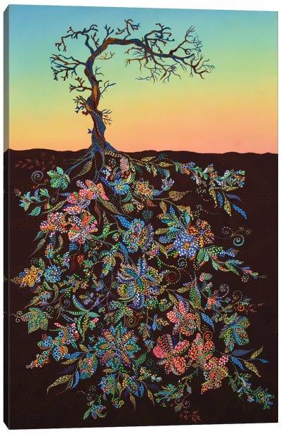 Sunset #1 Canvas Art Print