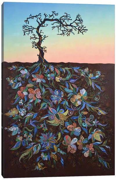 Sunset #2 Canvas Art Print