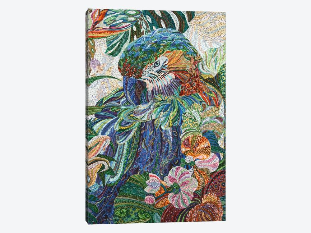 Talks Less Says More by Ebova 1-piece Canvas Art Print
