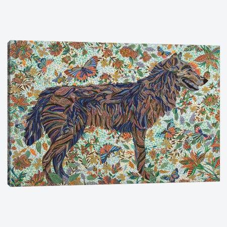 Tamed Canvas Print #EVA36} by Ebova Art Print