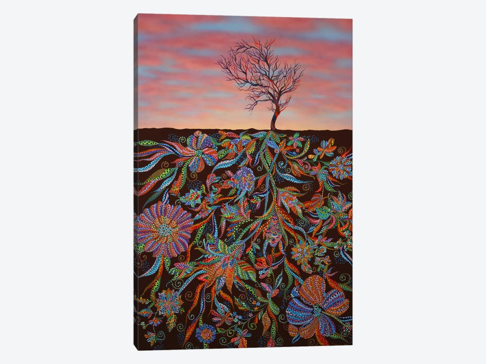 Twilight by Ebova 1-piece Canvas Art Print