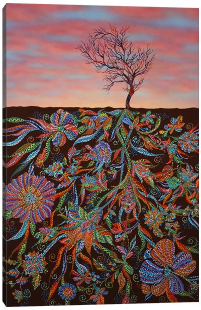 Twilight Canvas Art Print