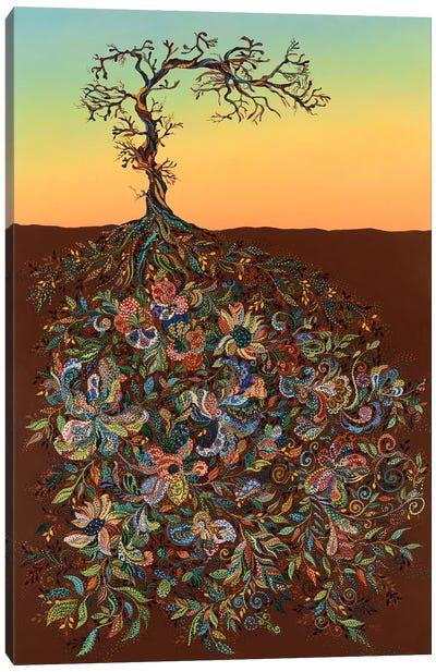 Sunset 14 Canvas Print #EVA42