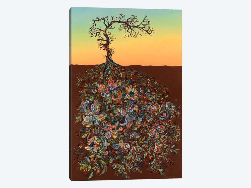 Sunset 14 by Ebova 1-piece Canvas Print