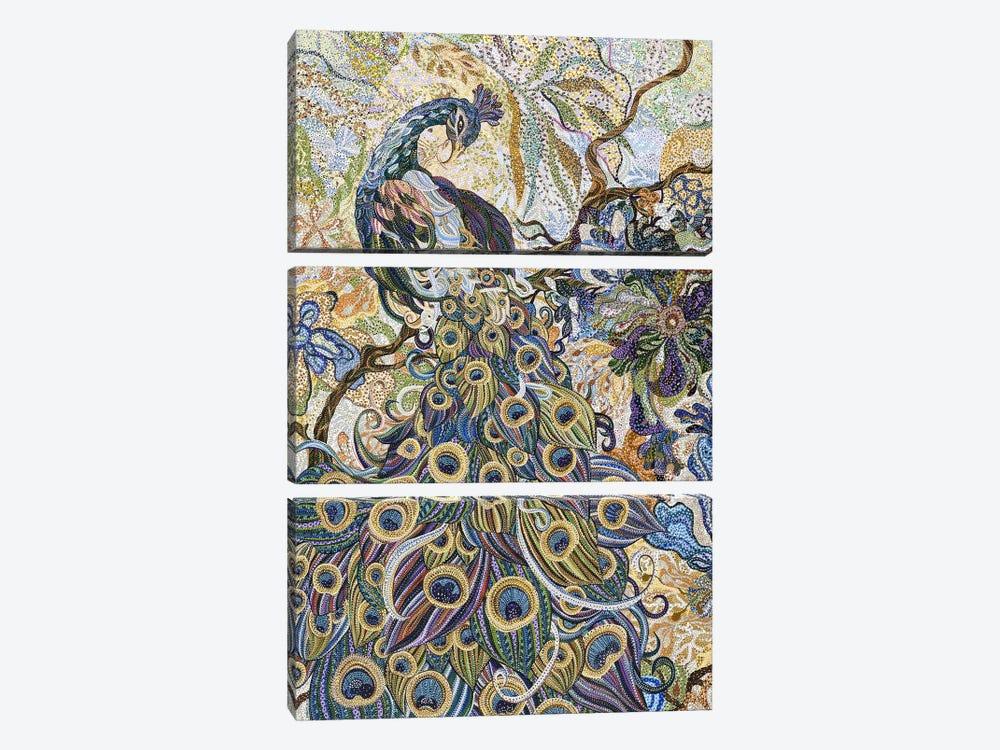 Allurement by Ebova 3-piece Canvas Art