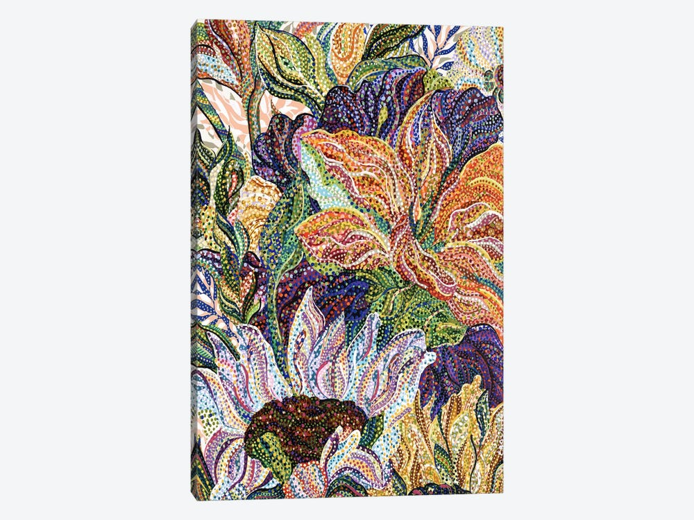 Erubescens by Ebova 1-piece Canvas Art Print