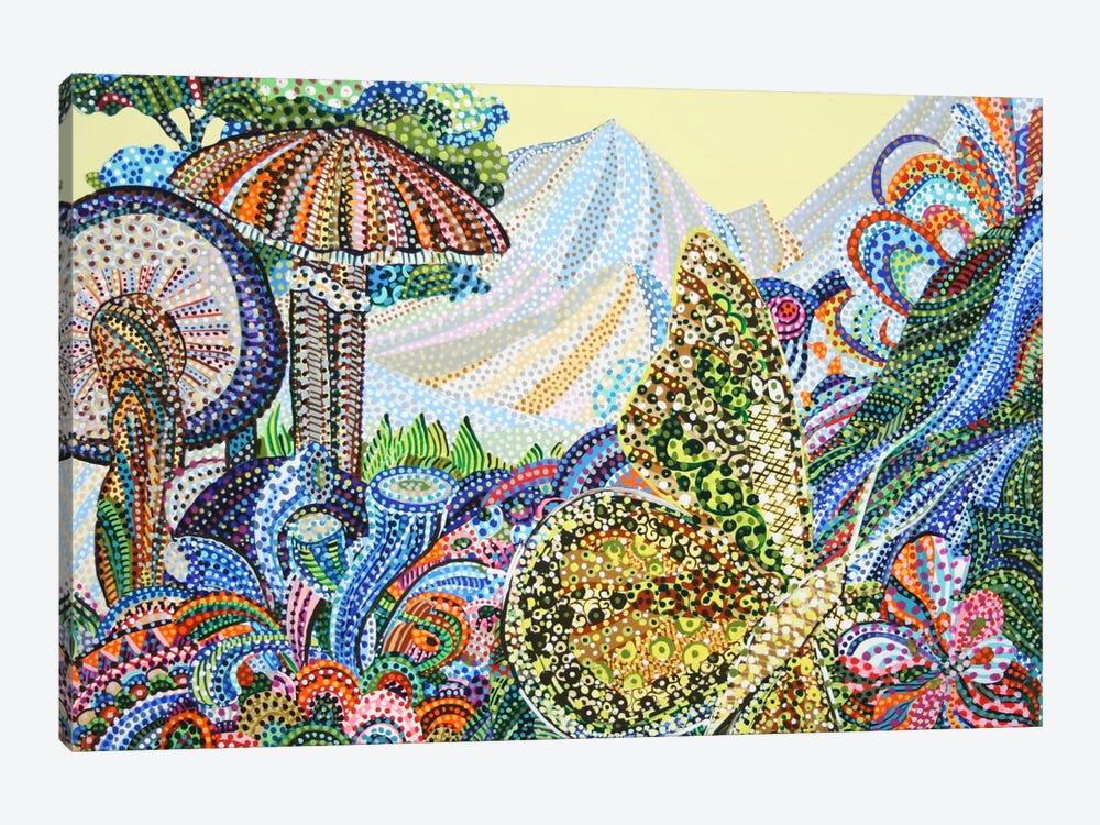 Blissful by Ebova 1-piece Canvas Artwork
