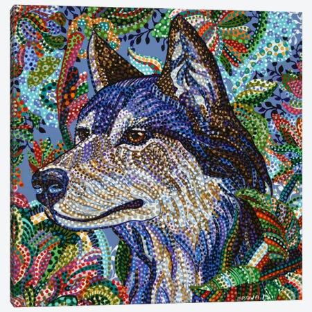 Call Wild Canvas Print #EVA8} by Ebova Canvas Art