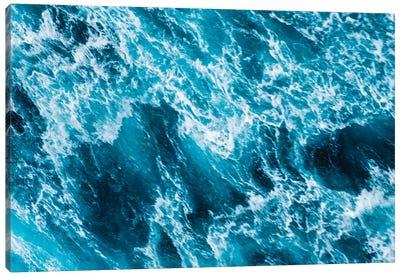 Turbulent Tasman Sea I Canvas Art Print