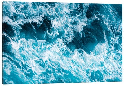 Turbulent Tasman Sea II Canvas Art Print