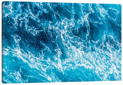 Turbulent Tasman Sea III Canvas Art Print