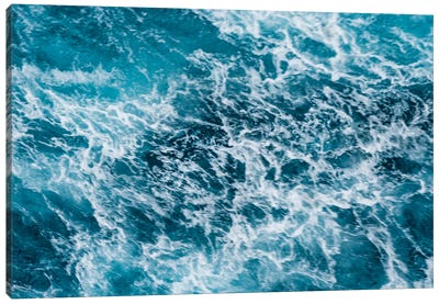 Turbulent Tasman Sea IV Canvas Art Print