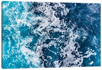 Turbulent Tasman Sea V Canvas Art Print